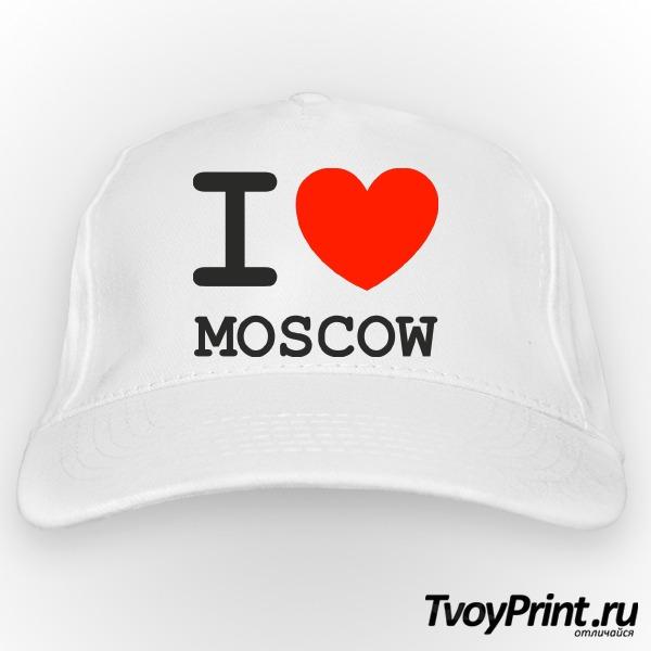 Бейсболка Москва