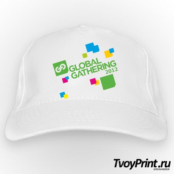 Бейсболка Global Gathering (7)