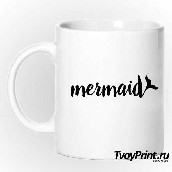 Кружка Mermaid