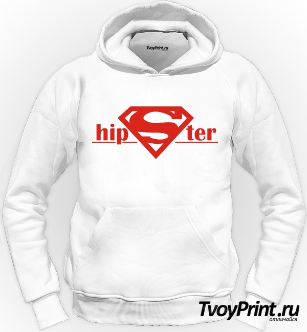 Толстовка SuperHipster