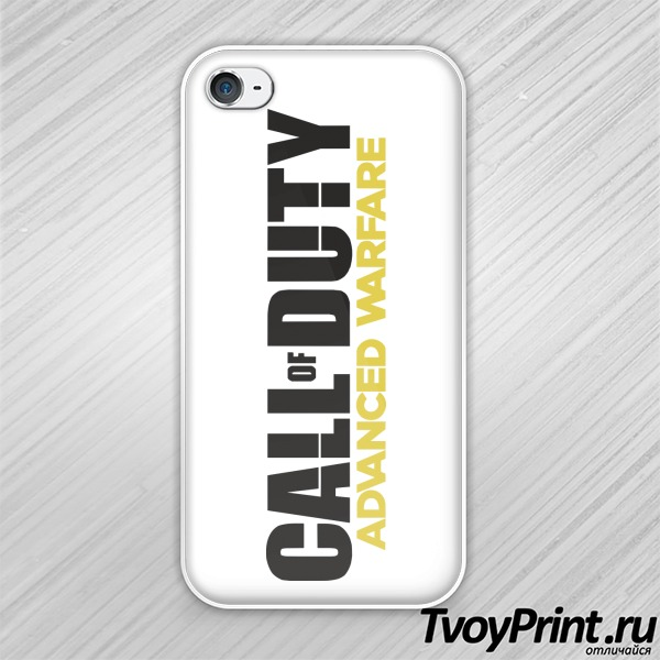 Чехол iPhone 4S Call of Duty: Advanced Warfare