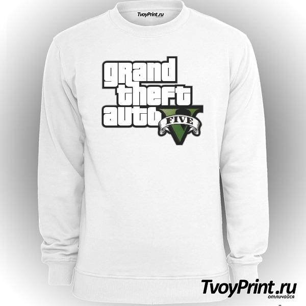 Свитшот Grand Theft Auto