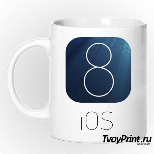 Кружка IOS 8