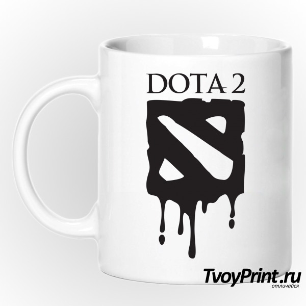 Кружка Dota 2