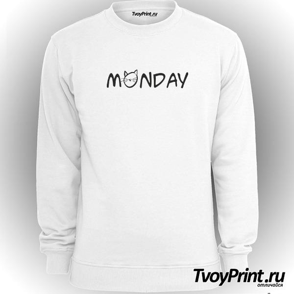 Свитшот Monday