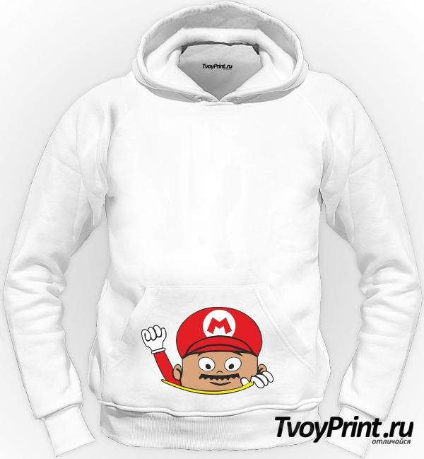 Толстовка Super Mario