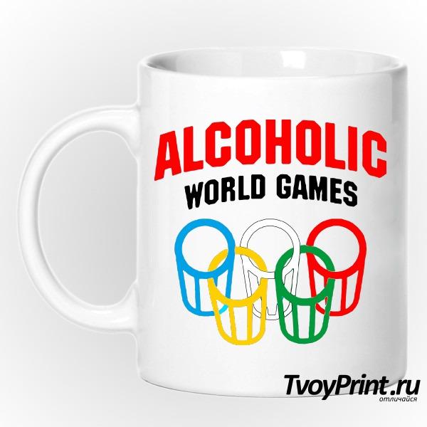 Кружка Алкоголик
